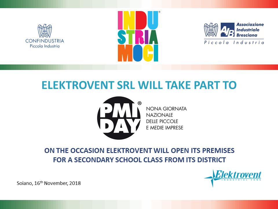 Attestato Scuola PMI DAY9 - News English